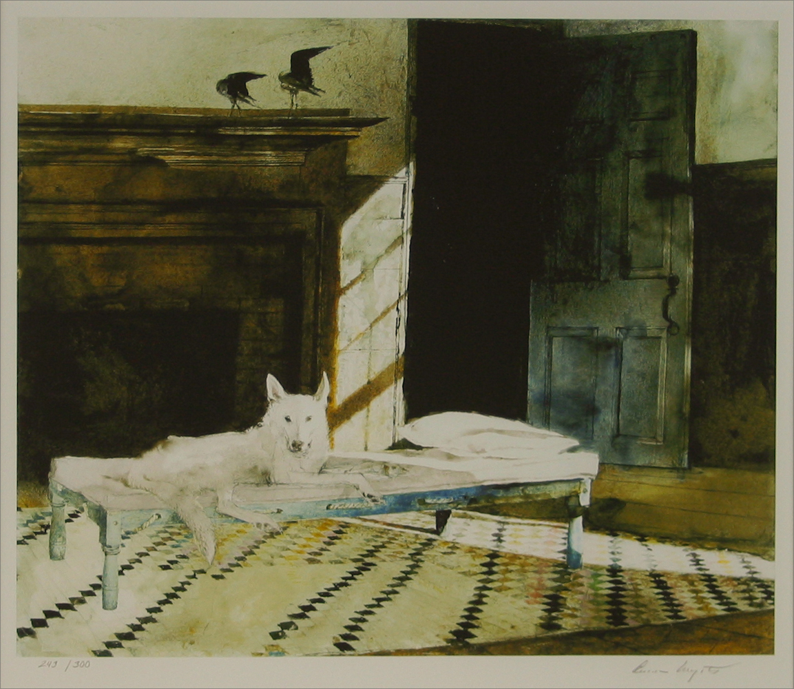 Master Bedroom By Andrew Wyeth Andrew Wyeth Paintings