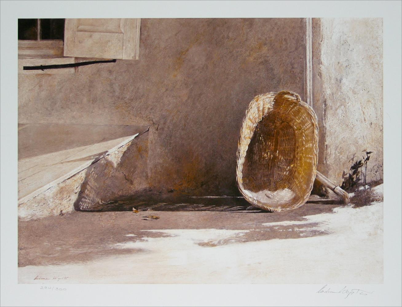 安德鲁·怀斯 Wyeth Andrew - 水木白艺术坊 - 贵阳画室 高考美术培训