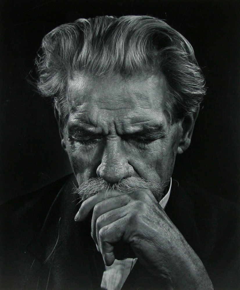 Albert Schweizer - German physician, Nobel Peace Prize YourufKarsh-AlbertSchweitzer-large