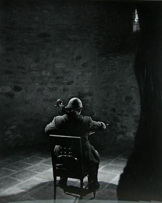 Pablo Casals, 1954 - Yousuf Karsh